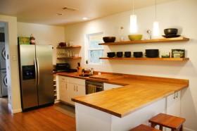 二居室厨房装修效果图309