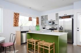 三居室厨房装修效果图309