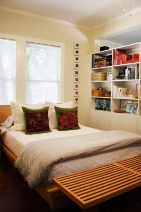 卧室背景墙装修效果图326