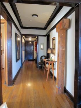 简约风格120平公寓门厅装修效果图19