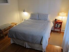 120平简约公寓卧室装修效果图86