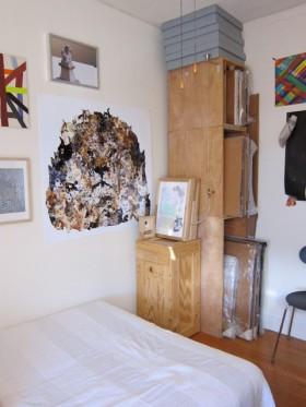 120平简约卧室装修效果图60