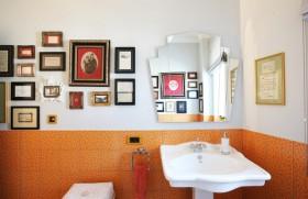 婚房简洁卫生间装修效果图323