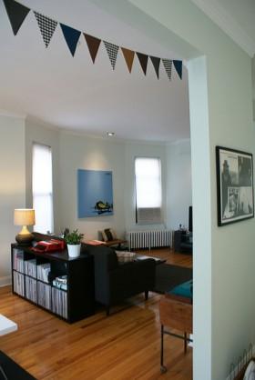 120平公寓装修效果图55