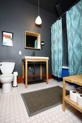 140平家居卫生间装修效果图213