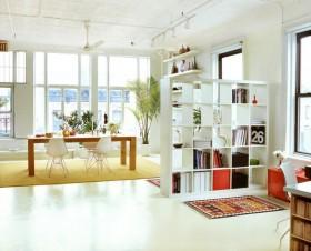 60平简约公寓装修效果图403