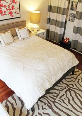 舒适卧室装修效果图589