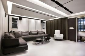 沙发背景墙装修效果图669