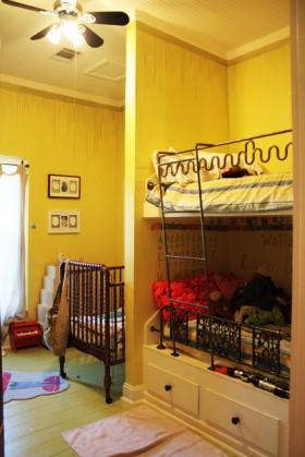 儿童房装修效果图54