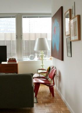 120平温馨家居装修效果图668