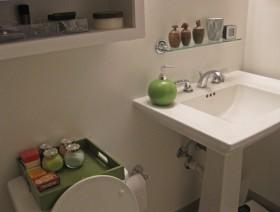 卫生间装修效果图207