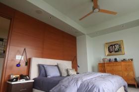 简洁舒适卧室装修效果图308