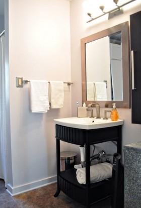 二居室卫生间装修效果图203