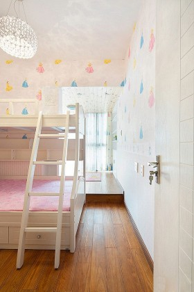 儿童房装修效果图52