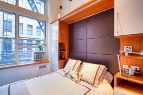 卧室背景墙床头软包装修效果图89