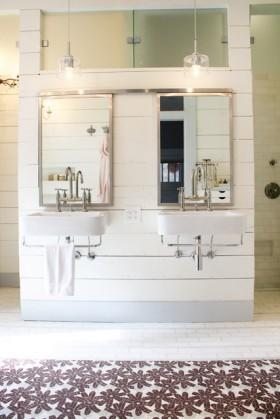 洗手台装修效果图153