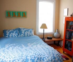 卧室背景墙装修效果图822