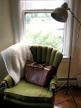 120平简约卧室沙发装修效果图
