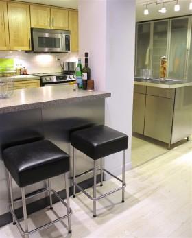 120平精致二居厨房装修效果图58
