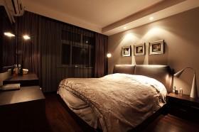 卧室床装修效果图412