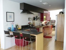 140平公寓厨房橱柜装修效果图204