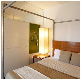 卧室背景墙装修效果图799