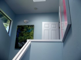 楼梯装修效果图50