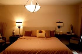 一居室简洁装修效果图278