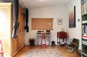 一居室书桌装修效果图154