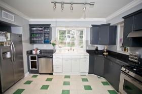 二居室厨房装修效果图244