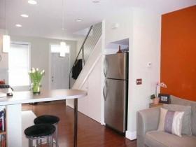 公寓吧台装修效果图51