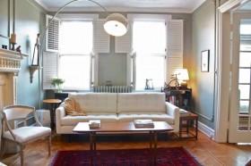 150平复式客厅装修效果图786