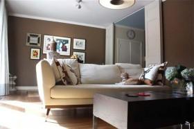 150平别墅客厅装修效果图784