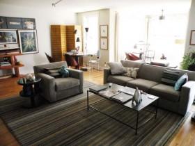 二居室沙发装修效果图572