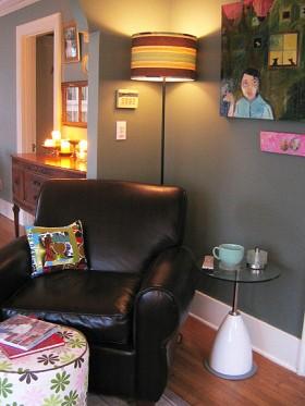三居室沙发装修效果图569