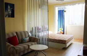30平小户型卧室装修效果图387
