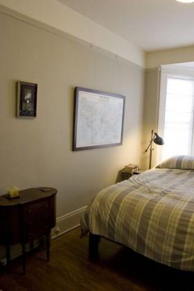 简洁经济卧室装修效果图261