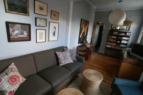 150平简约家居客厅装修效果图770