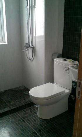 简约风格公寓卫生间装修效果图157