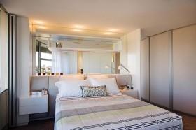 二居室床装修效果图359