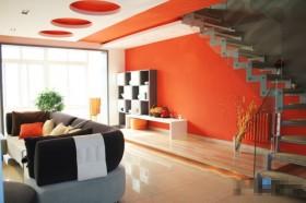 复式客厅装修效果图606