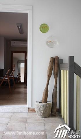 三米设计—原汁原味 艺术范自然生活
