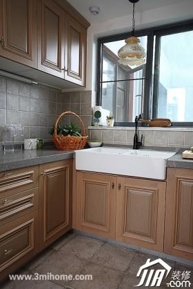 90平米跃层厨房装修效果图178