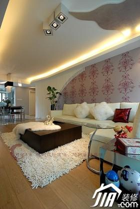 沙发背景墙装修效果图55