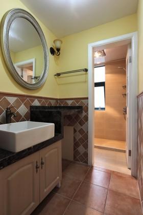 浴室柜装修效果图29
