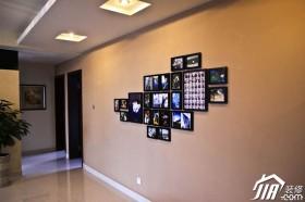 照片墙装修效果图11
