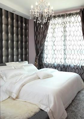 床头软包装修效果图377