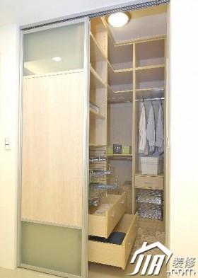 最强收纳柜 现代简约两居室