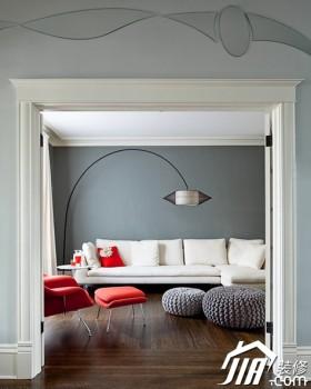 沙发装修效果图233