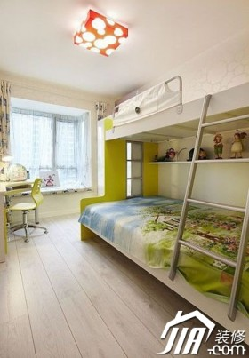 臥室90平米兒童房裝修效果圖12